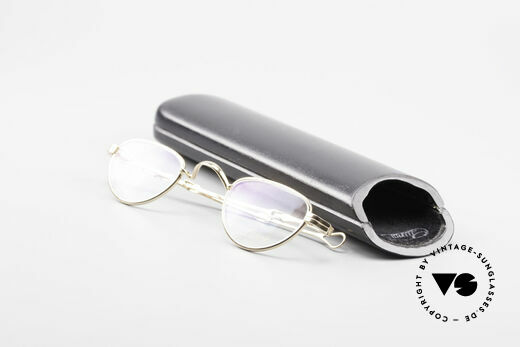 Lunor - Telescopic Extendable Reading Glasses, Size: extra small, Made for Men and Women