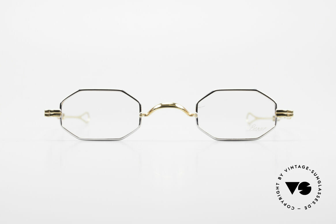 Lunor - Telescopic Extendable Octagonal Frame, traditional German brand; quality handmade in Germany, Made for Men and Women