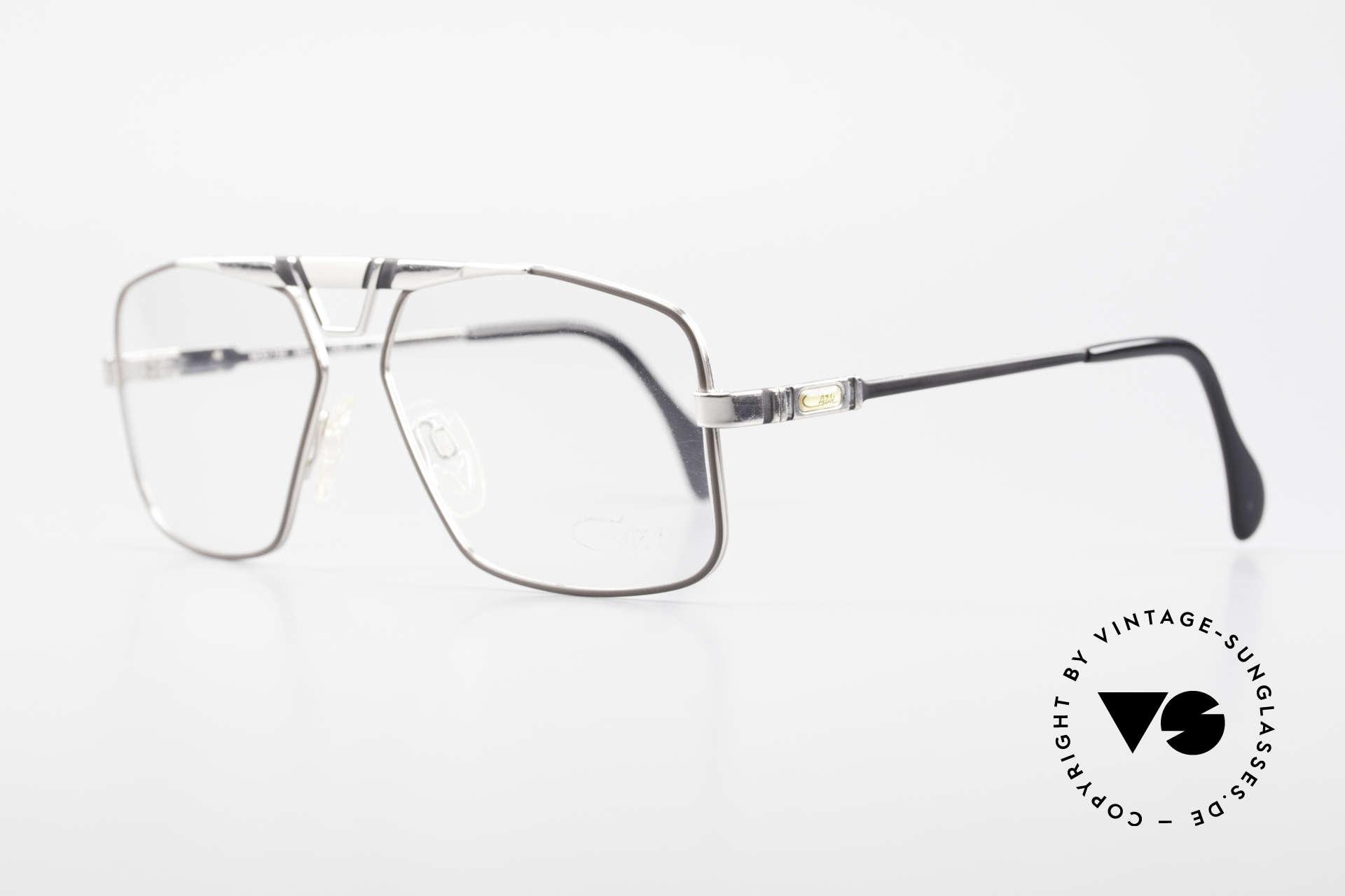Cazal 735 Brad Pitt Glasses W Germany, actor Prad Pitt wore a Cazal 735 in February 2009, Made for Men