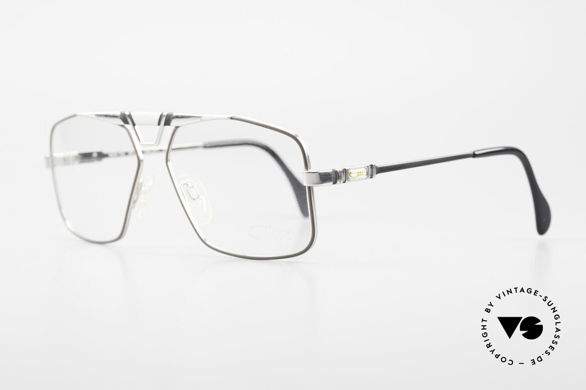 Cazal 735 Brad Pitt Glasses W Germany, actor Prad Pitt wore a Cazal 735 in February 2009, Made for Men