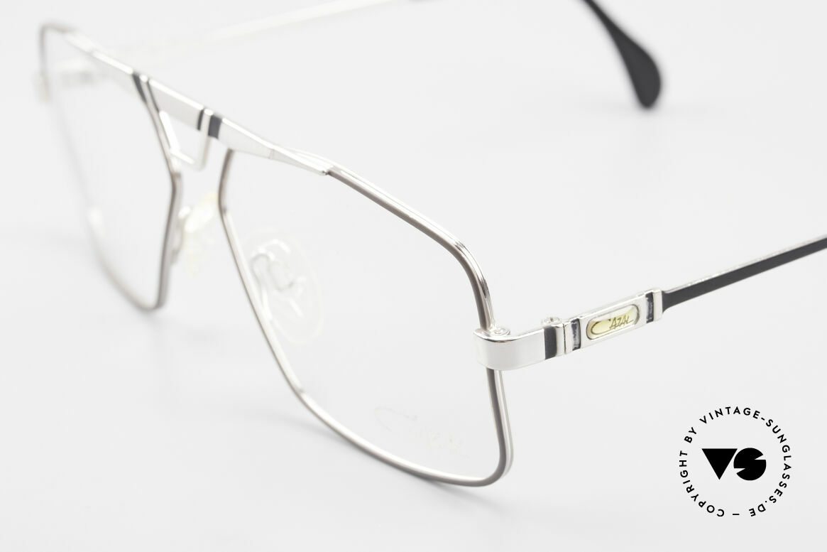 Cazal 735 Brad Pitt Glasses W Germany, never worn (like all our rare vintage Cazal eyewear), Made for Men