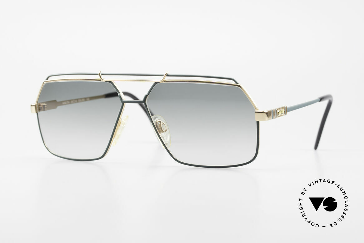 Cazal 734 80's West Germany Original, classic Cazal sunglasses for men from 1987/1988, Made for Men