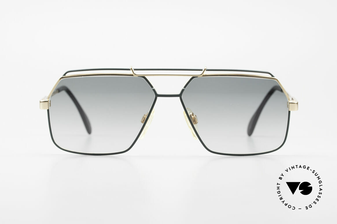 Cazal 734 80's West Germany Original, finest quality from W.Germany, in size 59/13, 140, Made for Men