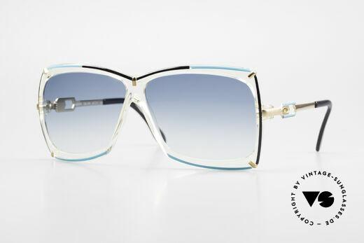 Cazal 864 Rare 80's Cazal XL Sunglasses Details