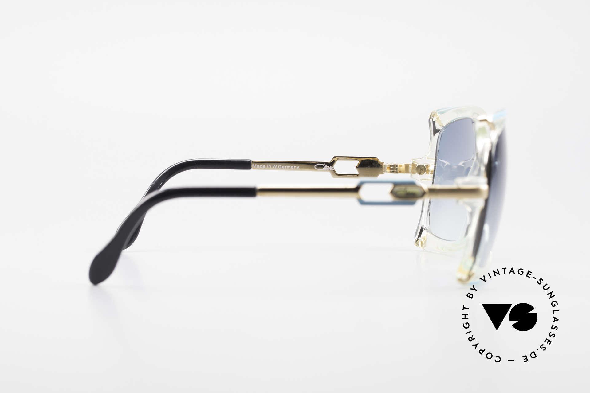Cazal 864 Rare 80's Cazal XL Sunglasses, NO RETRO sunglasses, but a 35 years old rarity!, Made for Women