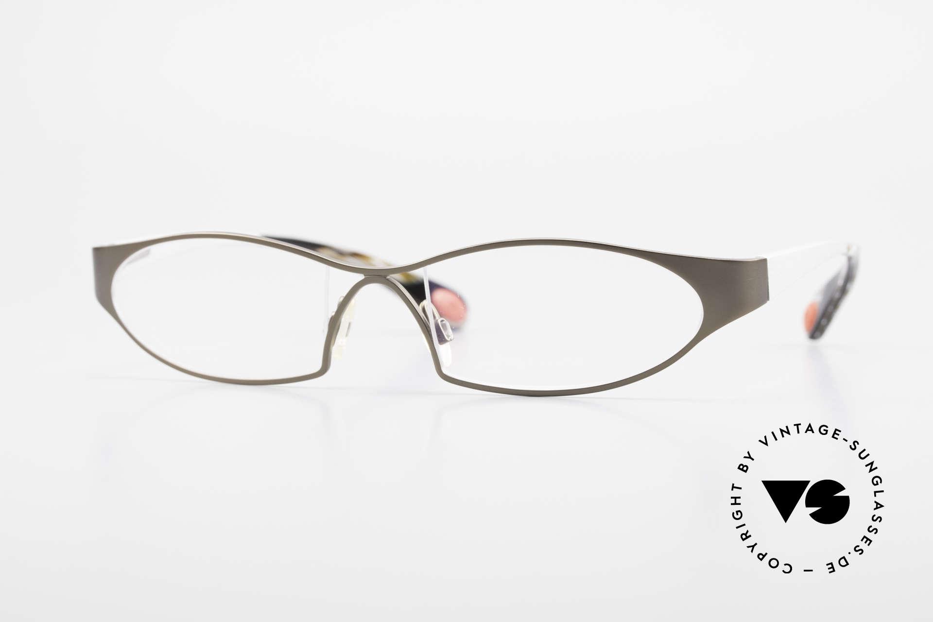 Bugatti 363 Odotype Rare Designer Frame For Men, original BUGATTI high-tech eyeglass-frame, Made for Men