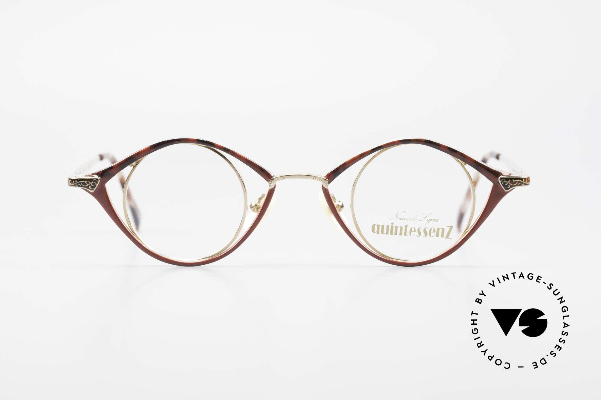 Nouvelle Ligne Q40 Vintage Ladies Specs No Retro, designer glasses from the 90's by Nouvelle Ligne, Made for Women
