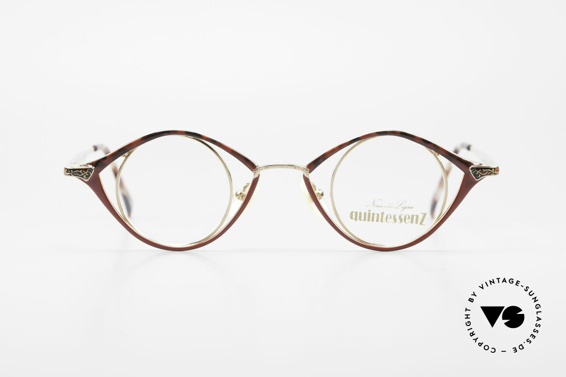 Nouvelle Ligne Q40 Vintage Ladies Specs No Retro, designer glasses from the 90's by Nouvelle Ligne, Made for Women