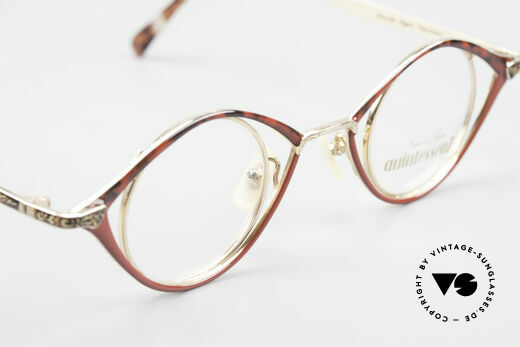 Nouvelle Ligne Q40 Vintage Ladies Specs No Retro, NO RETRO eyeglasses, but 100% vintage Original, Made for Women