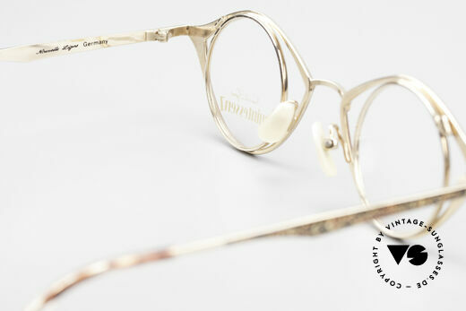Nouvelle Ligne Q40 Vintage Ladies Specs No Retro, Size: large, Made for Women