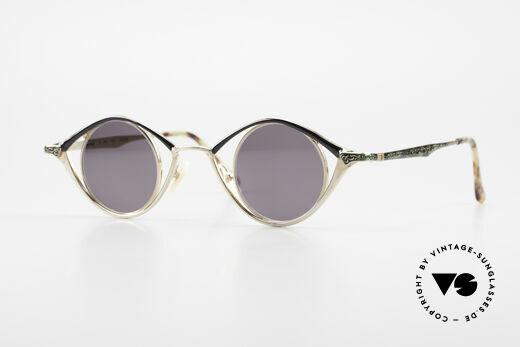 Nouvelle Ligne Q40 Vintage Ladies Sunglasses 90s Details