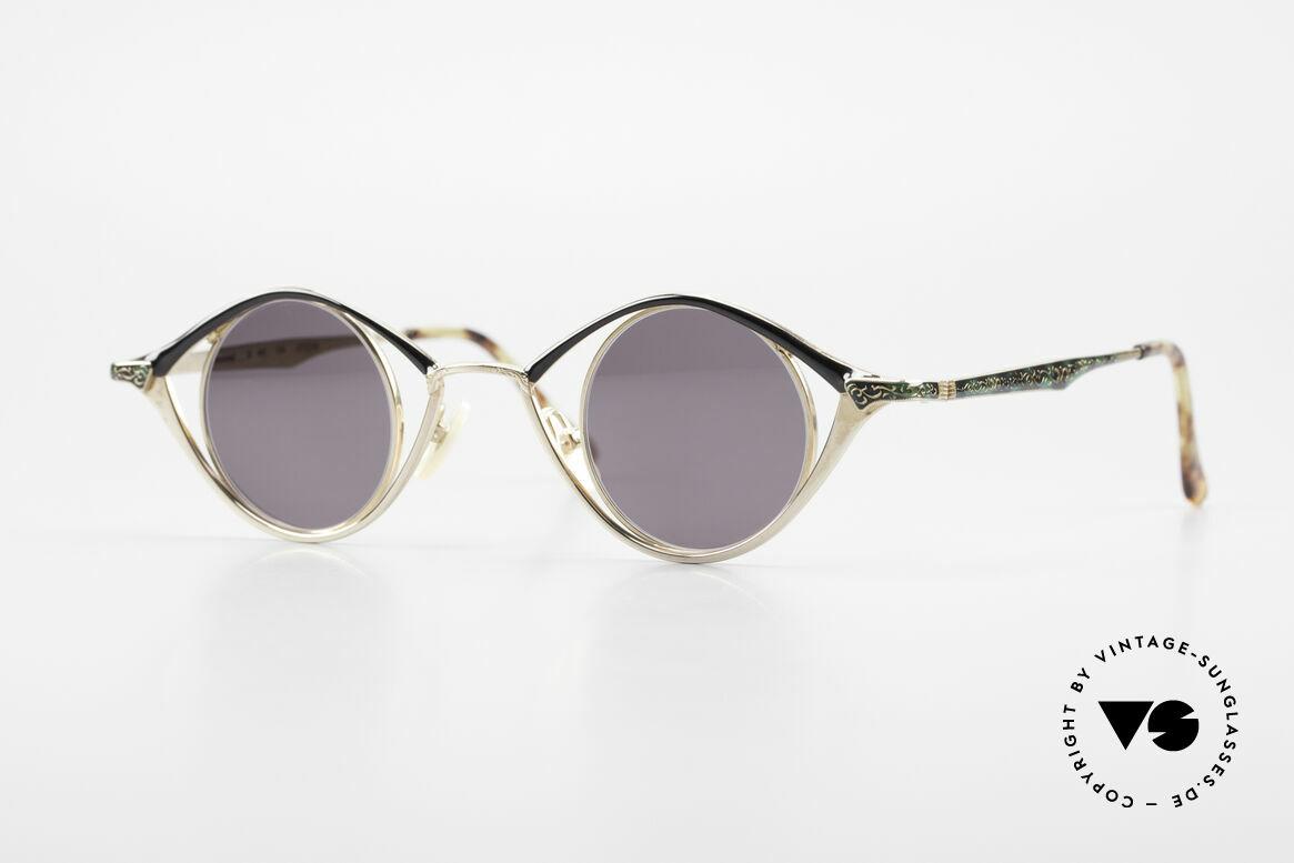 Nouvelle Ligne Q40 Vintage Ladies Sunglasses 90s, Nouvelle Ligne Germany, Q40, MADE IN JAPAN, Made for Women
