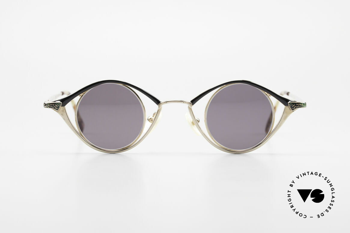Nouvelle Ligne Q40 Vintage Ladies Sunglasses 90s, designer shades from the 90's by Nouvelle Ligne, Made for Women
