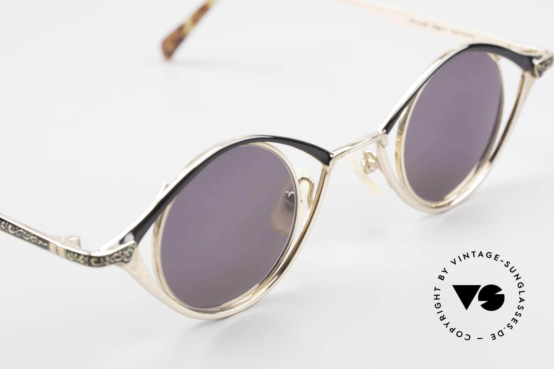 Nouvelle Ligne Q40 Vintage Ladies Sunglasses 90s, NO RETRO sunglasses, but 100% vintage Original, Made for Women