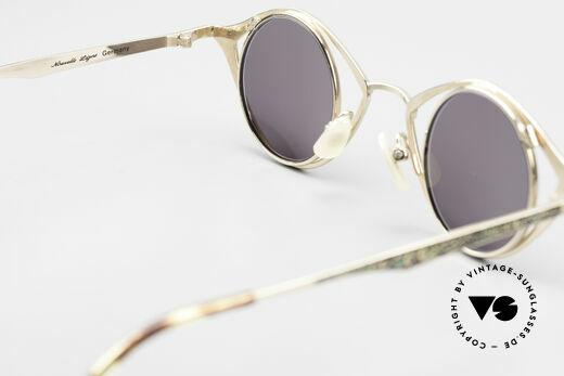 Nouvelle Ligne Q40 Vintage Ladies Sunglasses 90s, Size: large, Made for Women