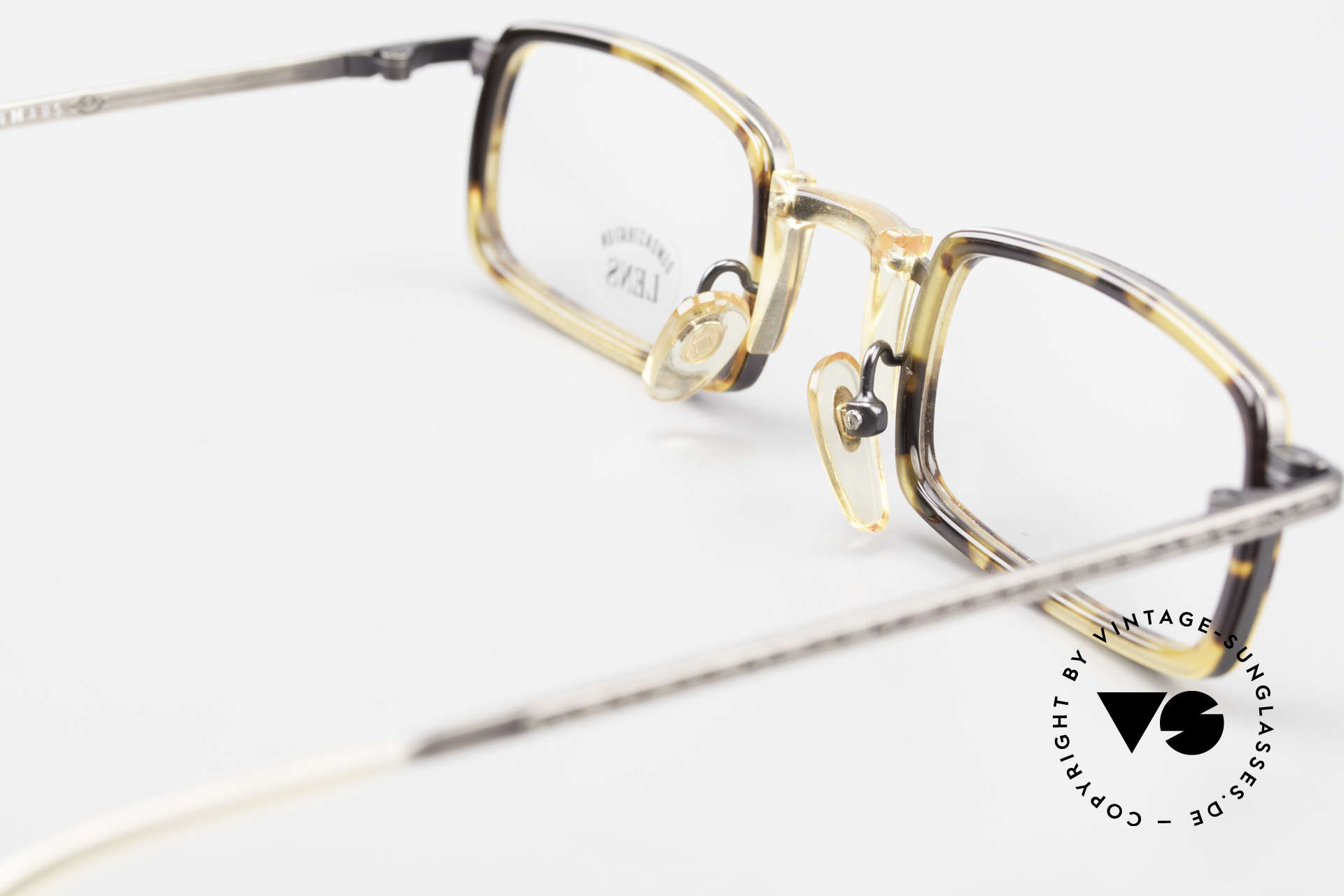 Freudenhaus Jedi Square 90's Designer Frame, NO RETRO fashion, but an old Original from the 90's, Made for Men and Women