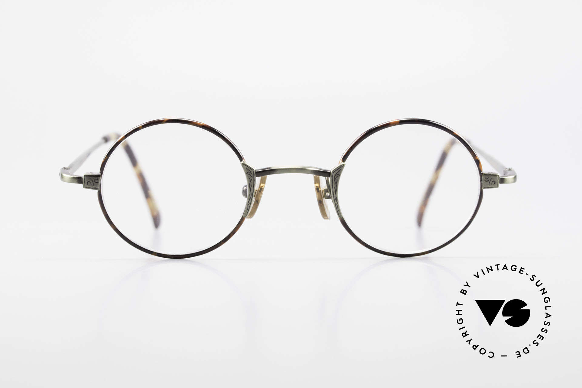 Freudenhaus Tori Small Round Frame Clip On, Size: extra small, Made for Men and Women