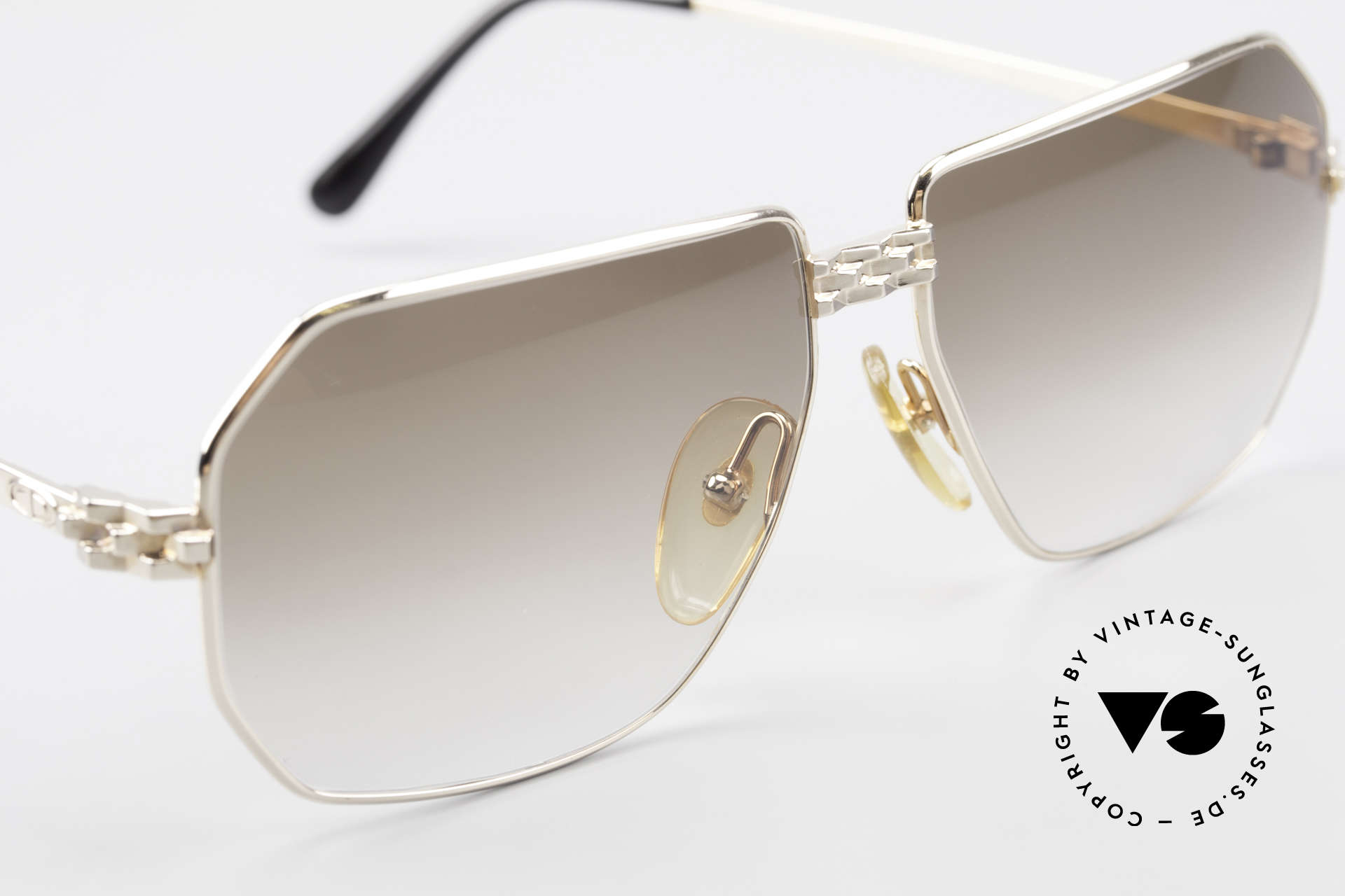 Christian Dior 2391 Old 80's Men's Glasses Vintage, 2nd hand, but in a mint condition (incl. Dior case), Made for Men