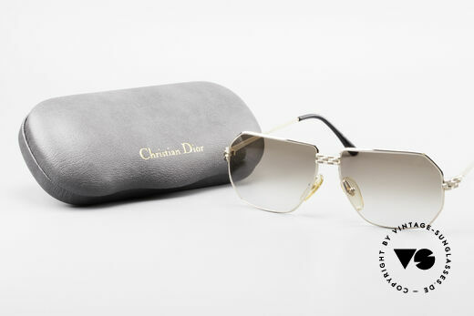 Christian Dior 2391 Old 80's Men's Glasses Vintage, NO RETRO sunglasses, but a 30 years old original!, Made for Men