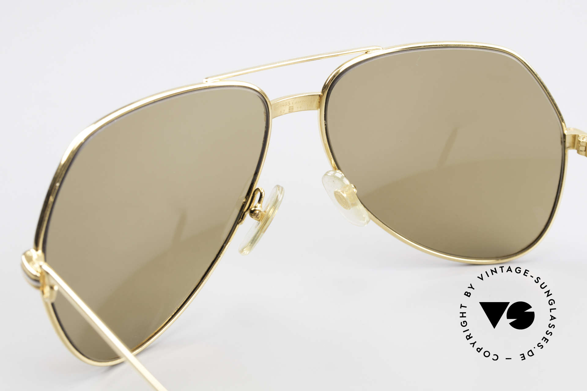 Cartier Vendome LC - L Original Cartier Mineral Lenses, unworn, new old stock (NOS), with full original packing, Made for Men