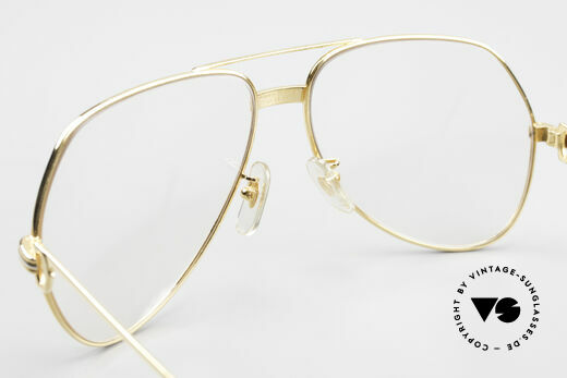 Cartier Vendome LC - L Changeable Cartier Sun Lenses, unworn, new old stock (NOS), with full original packing, Made for Men