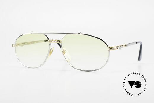 Bugatti EB503 Classic Luxury Sunglasses 90s Details