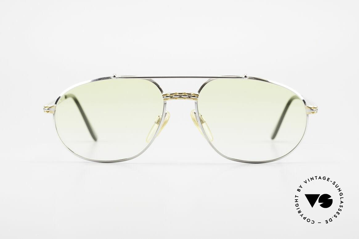 Bugatti EB503 Classic Luxury Sunglasses 90s, vintage sunglasses of the Ettore BUGATTI Collection, Made for Men