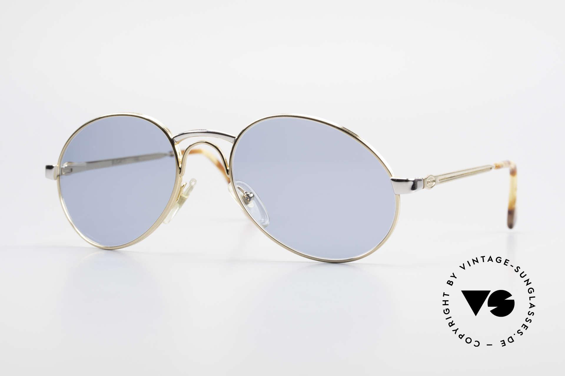 Bugatti 03308 True Vintage 80's Sunglasses, classic Bugatti 'sunglass' design' from approx. 1989, Made for Men