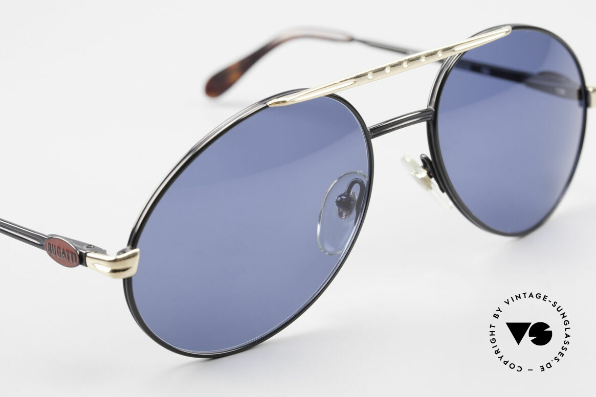 Bugatti 02927 Large 80's Sunglasses For Men, NO retro sunglasses, but a precious old 80's ORIGINAL, Made for Men