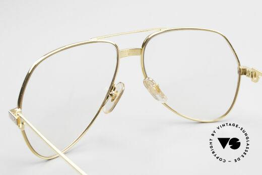 Cartier Vendome Santos - M Changeable Cartier Lenses, breath on the lenses to make the CARTIER LOGO visible!, Made for Men