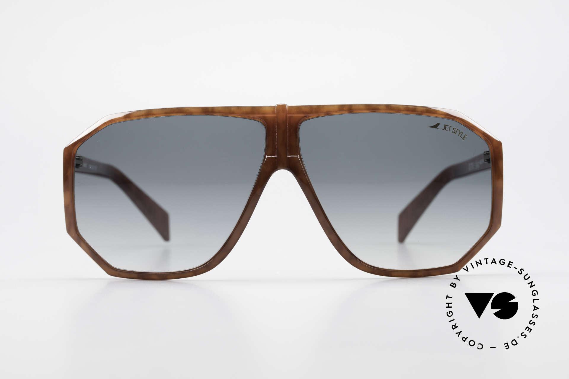 Silhouette M4019 JetStyle Aviator Sunglasses, precious model of the legendary 'JetStyle' series, Made for Men