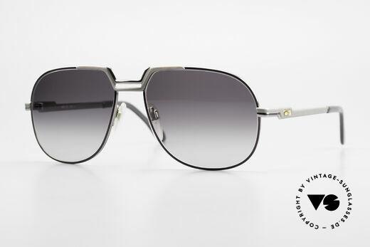 Cazal 710 Ultra Rare 80's Sunglasses Details
