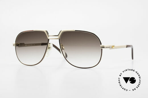 Cazal 710 80's Sunglasses Extremely Rare Details