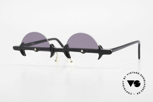 Design Maske Berlin - Omega Switch With Rotable Sun Lenses Details