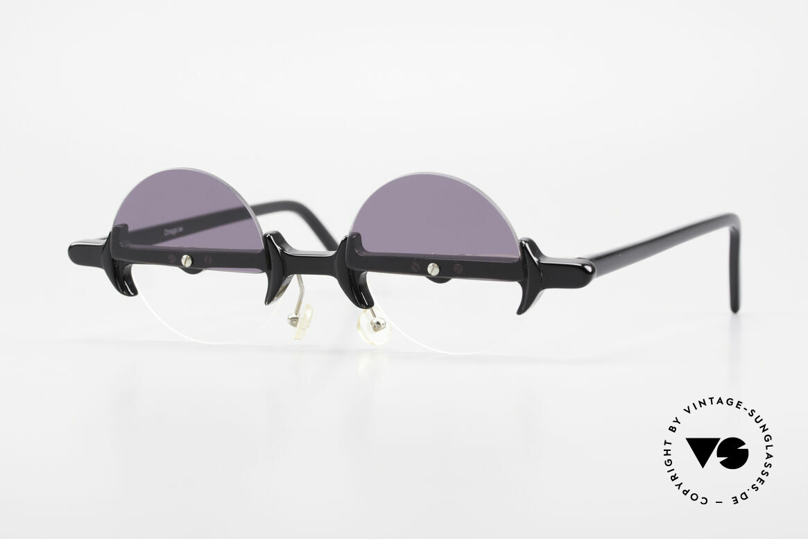 Design Maske Berlin - Omega Switch With Rotable Sun Lenses, Design Maske Berlin: glasses like never seen before, Made for Men and Women