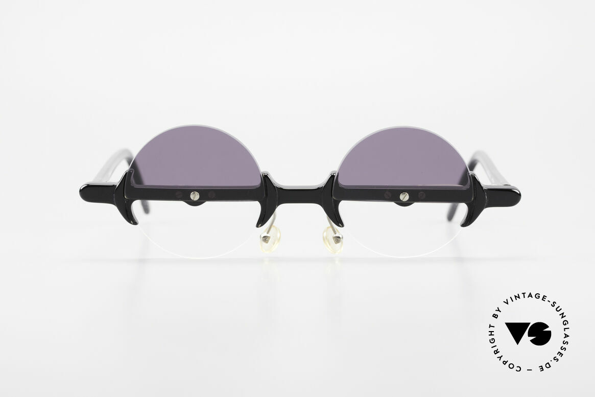Design Maske Berlin - Omega Switch With Rotable Sun Lenses, imaginative designs of the 90's, made in Kreuzberg, Made for Men and Women