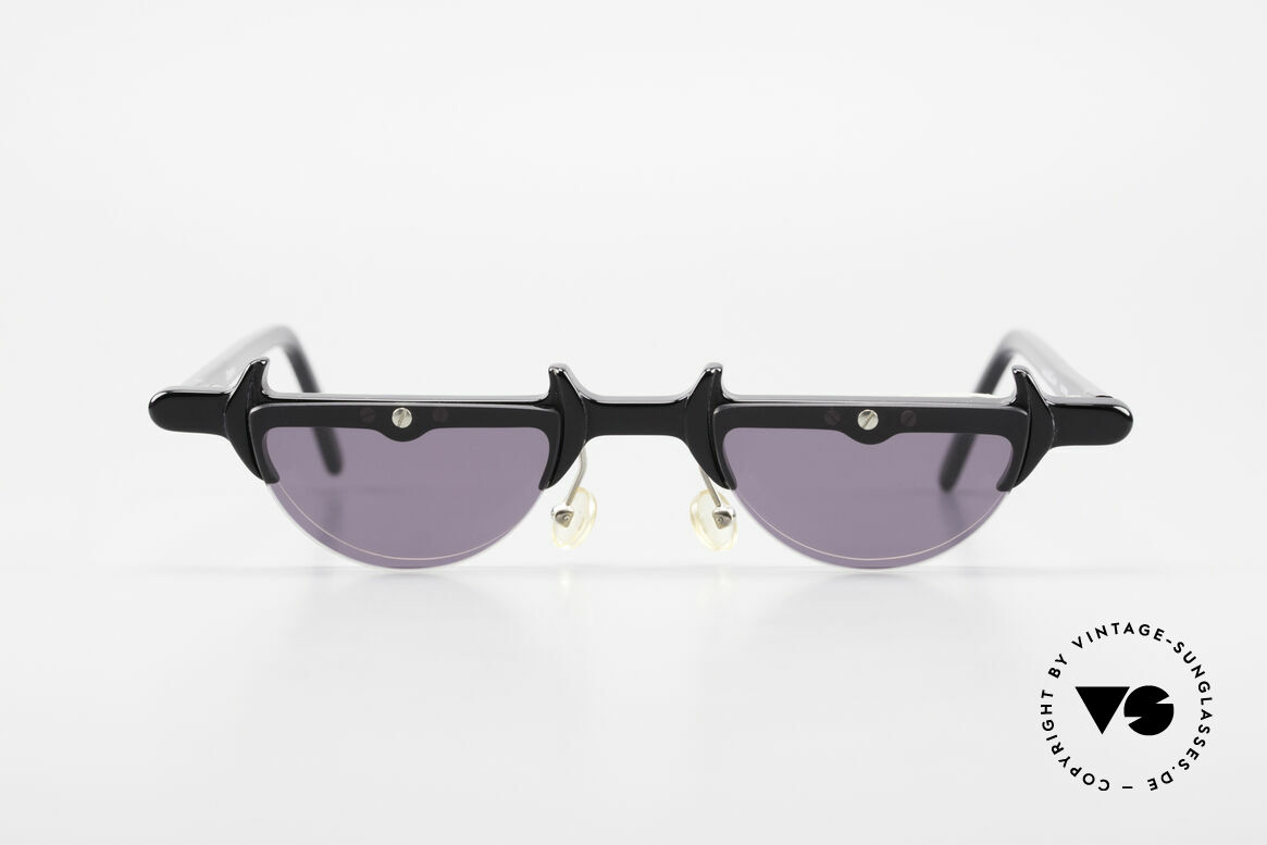 Design Maske Berlin - Omega Switch With Rotable Sun Lenses, functional and EYE-CATCHING, at the same time, Made for Men and Women