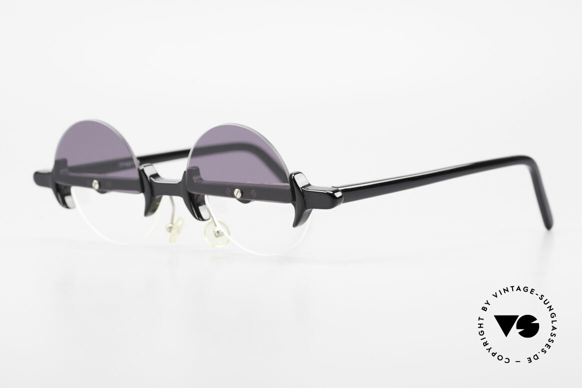 Design Maske Berlin - Omega Switch With Rotable Sun Lenses, with rotatable sun lenses (just an ingenious idea), Made for Men and Women
