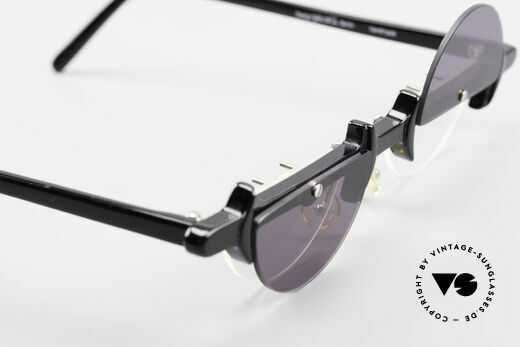 Design Maske Berlin - Omega Switch With Rotable Sun Lenses, limited-lot production from Berlin, collector's item!, Made for Men and Women