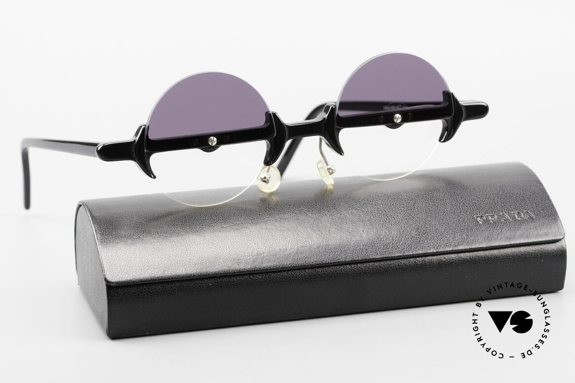 Design Maske Berlin - Omega Switch With Rotable Sun Lenses, Size: medium, Made for Men and Women