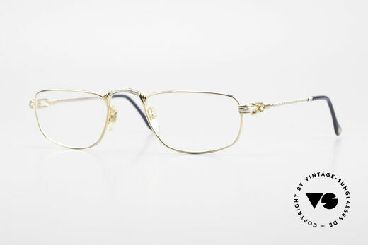 Fred Demi Lune Half Moon Reading Glasses Details