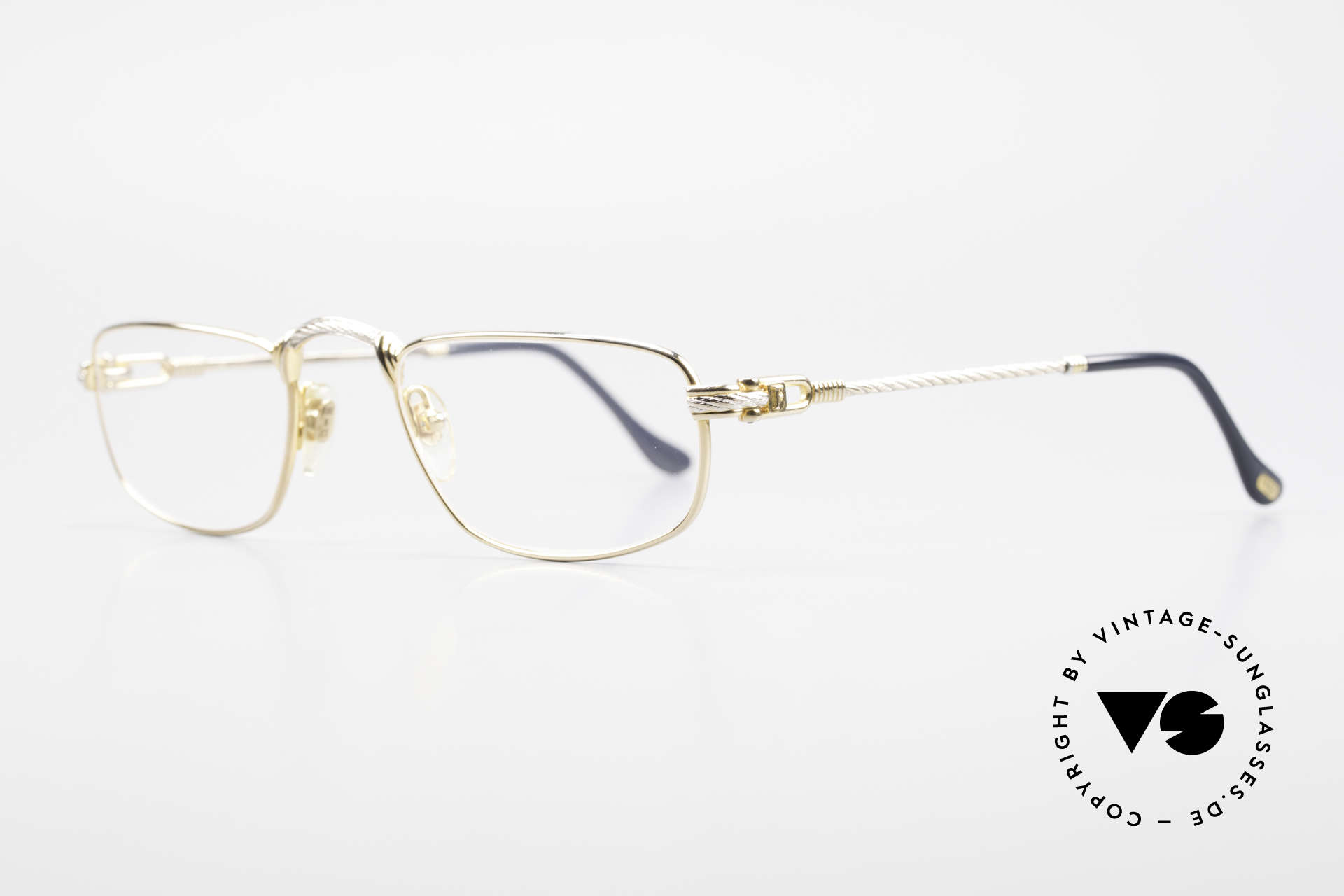 Fred Demi Lune Half Moon Reading Glasses, the name says it all: 'demi lune' = french for 'half moon', Made for Men and Women