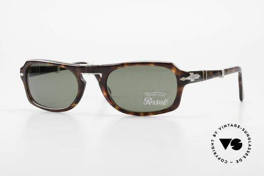 Persol 2621 Folding Foldable Sunglasses For Men Details