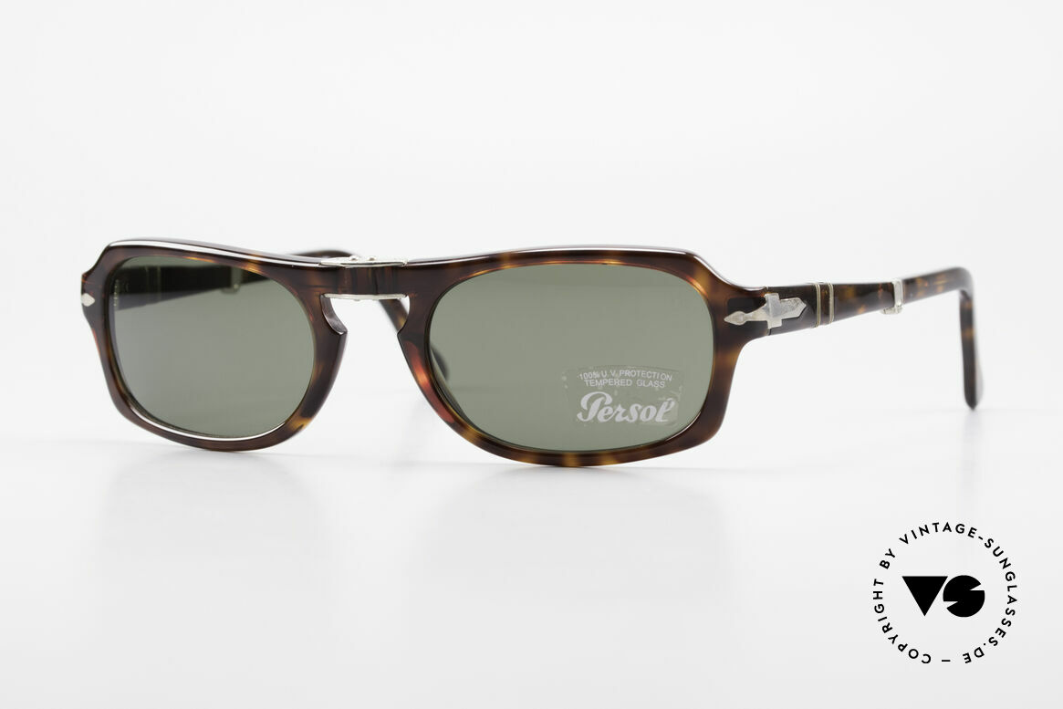 Persol 2621 Folding Foldable Sunglasses For Men, Persol 2621 Folding = current folding glasses by Persol, Made for Men