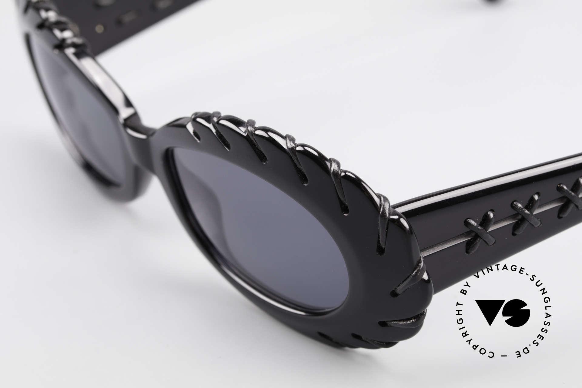 Claude Montana 705 1990's Design by Alain Mikli, many Montana glasses were designed by Alain Mikli,, Made for Women