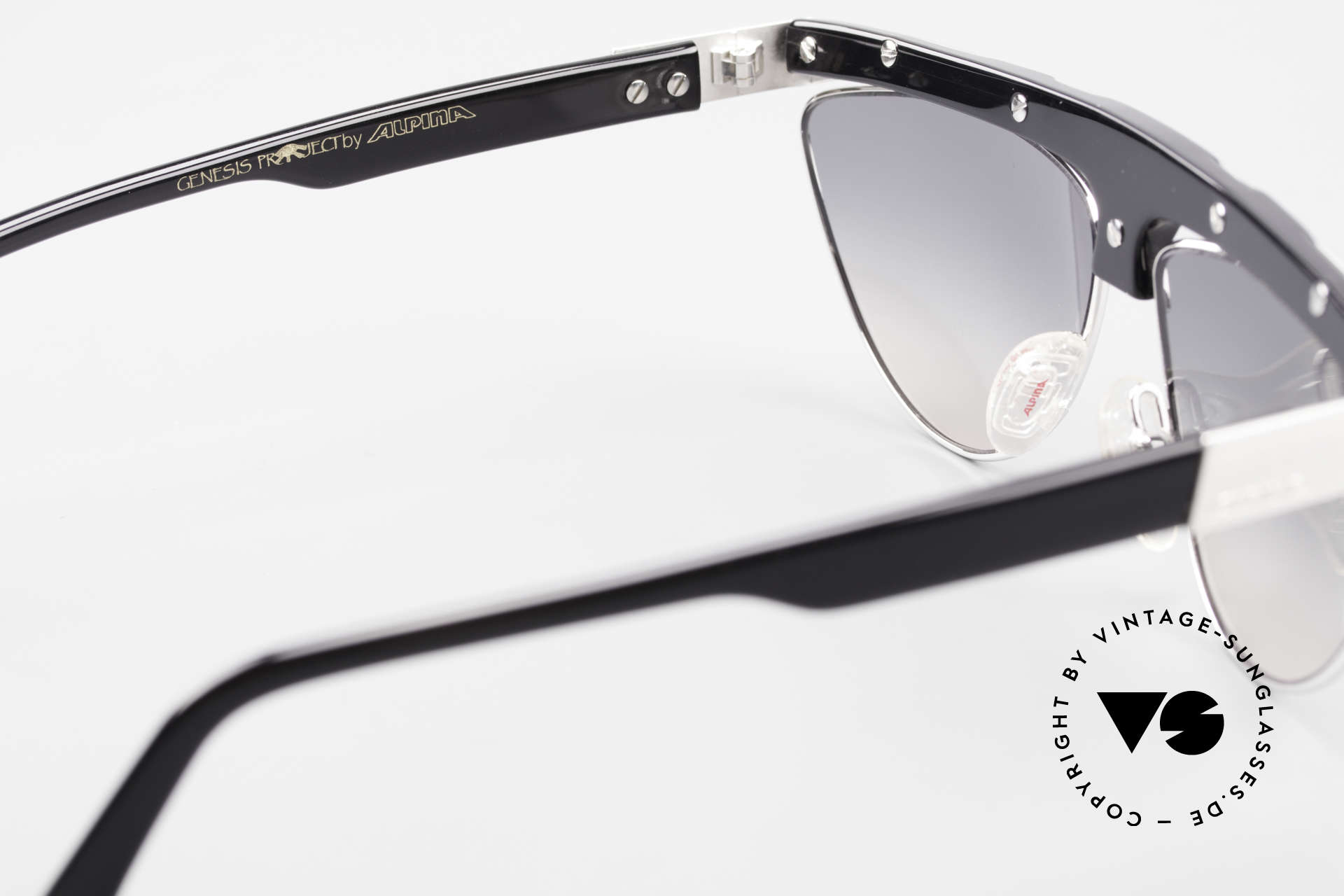 Alpina G85 Genesis Project 80's Shades, NO RETRO fashion; but a rare old ORIGINAL from '85, Made for Men and Women
