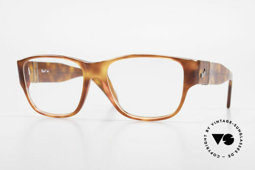 Persol 856 Striking Men's Vintage Frame Details