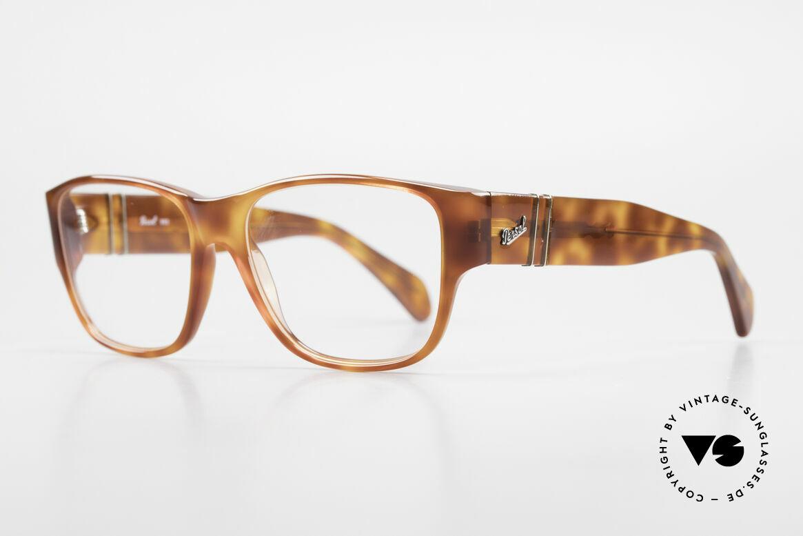 Persol 856 Striking Men's Vintage Frame, unworn (like all our vintage PERSOL glasses), Made for Men