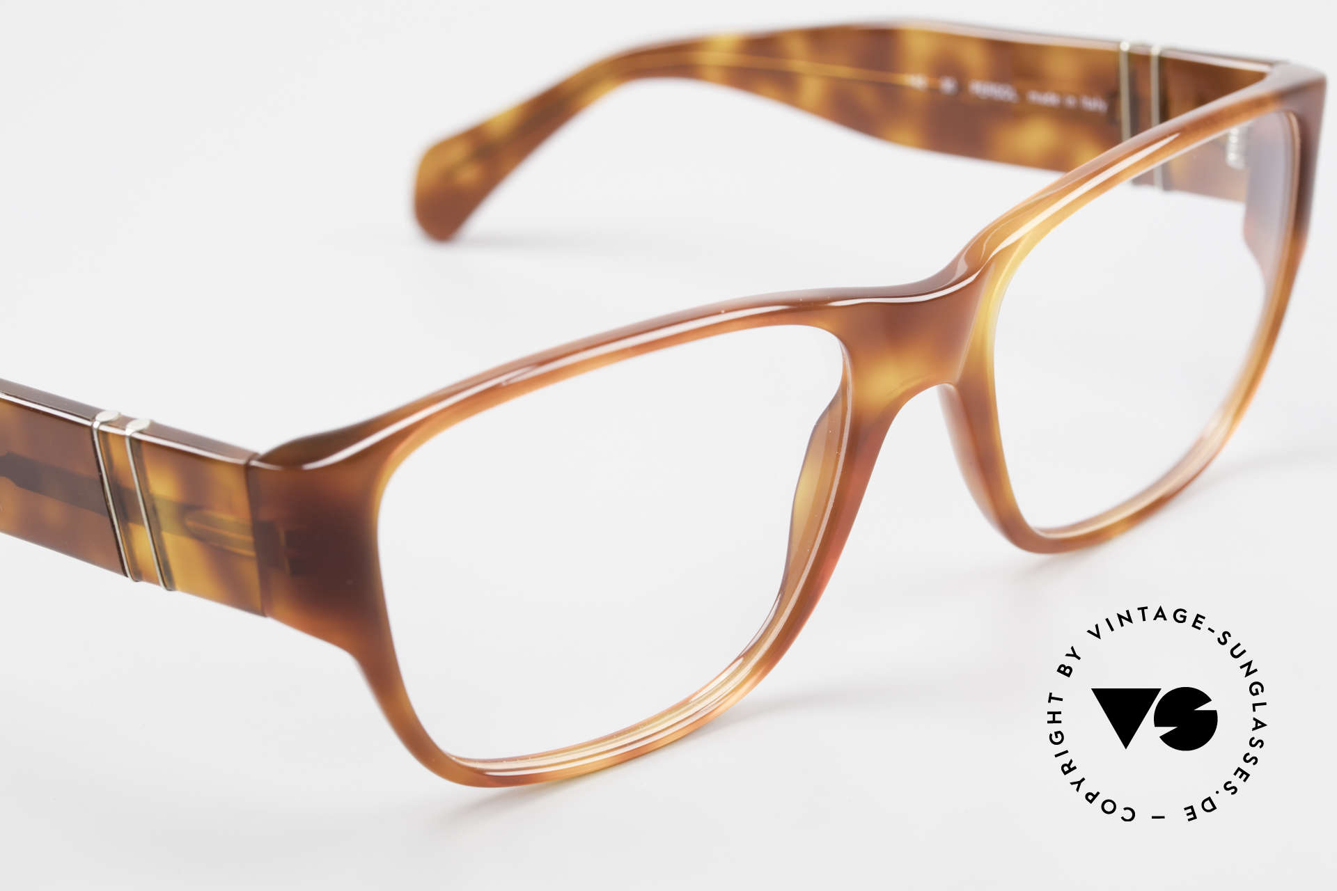 Persol 856 Striking Men's Vintage Frame, frame can be glazed with optical (sun) lenses, Made for Men