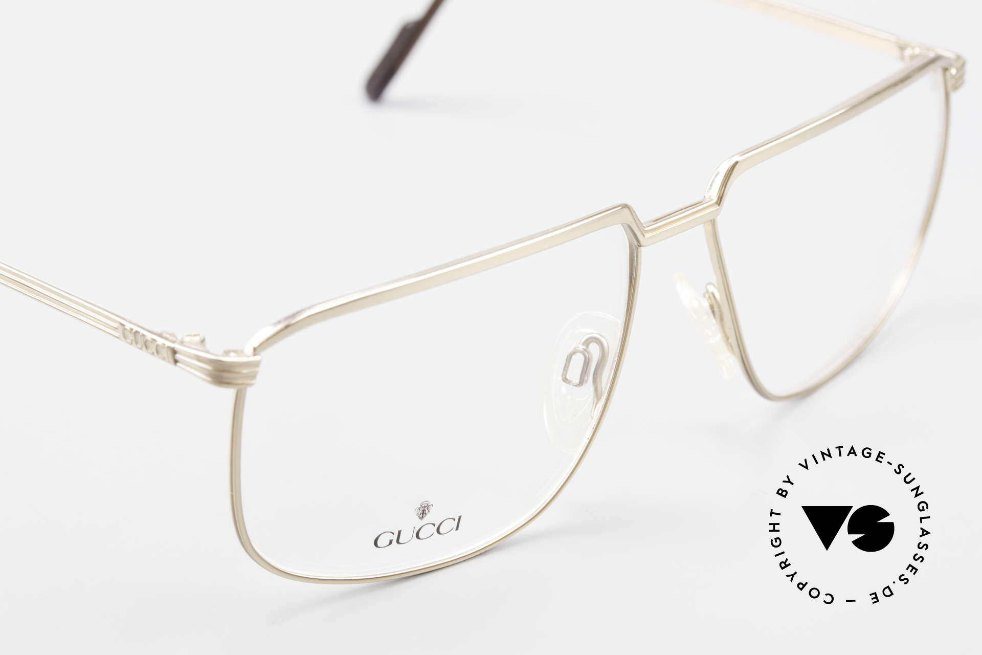 Gucci 1214 Classic 80's Eyeglasses Unisex, NO RETRO EYEWEAR; an old Gucci ORIGINAL!, Made for Men and Women